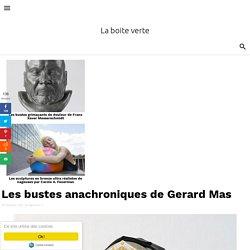 Les bustes anachroniques de Gerard Mas