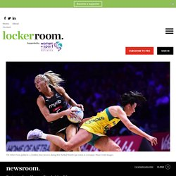Busting the myth: no one watches women's sport