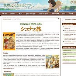Buta Connection - Le voyage de Shuna