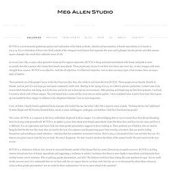 BUTCH — Meg Allen Studio
