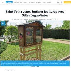 Saint-Prix : venez butiner les livres avec Gilles Legardinier