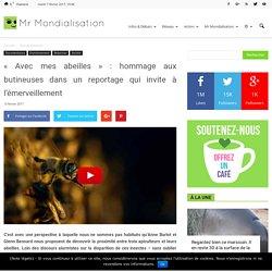«Avec mes abeilles» : hommage aux butineuses dans un reportage qui invite à l'émerveillement