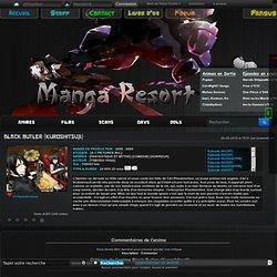 Black Butler (Kuroshitsuji) en streaming