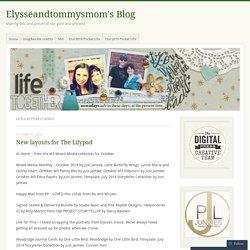 Elysseandtommysmom's Blog