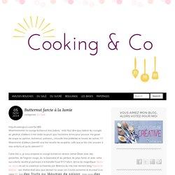 Butternut farcie à la Jamie Cooking N' Co