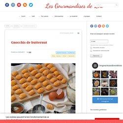 Gnocchis de butternut - Les Gourmandises de Lou