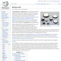 Button cell