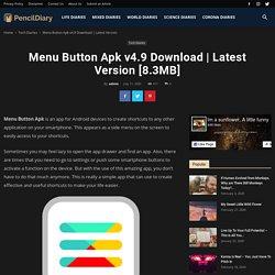 Menu Button Apk v4.9 Download