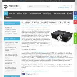 Buy 3D HD Projectors Online Sale UK