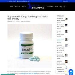 Buy anadrol 50mg online