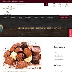 Buy best belgian chocolates