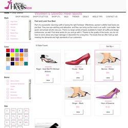 Buy Women's Stiletto Heel Boots