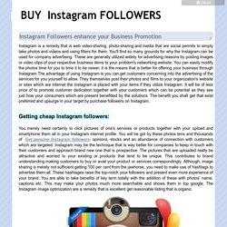 buy instagram followers - buy instagram followers