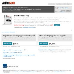 ActiveState Store