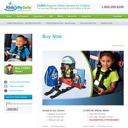 Ceinture de sécurité avion / Enfants