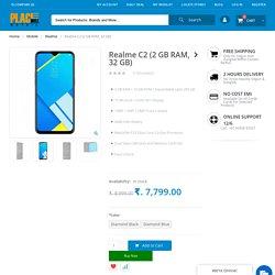 Buy Realme C2 (2 GB RAM, 32 GB) - Placewell Retail