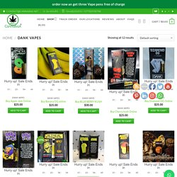 Buy Vapes Online - Cannabax.net