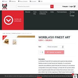 Buy Worbla Finest Art