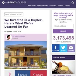 Is Buying a Duplex a Good Investment?