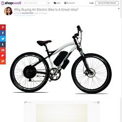 Why Buying An Electric Bike Is A Great Idea?