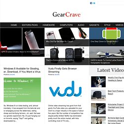 Mens Buying Guide Magazine - GearCrave