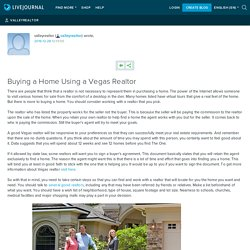 Vegas Realtor