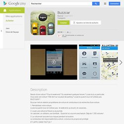 Buzzcar - Android Market