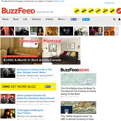 BuzzFeed - Find Your New Favorite Thing