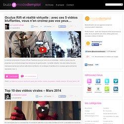 BuzzModedemploi - Le pôle marketing viral de l'agence Modedemploi