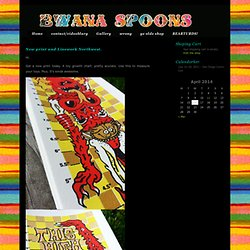 Bwana Spoons!