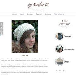 Nuuk Hat Crochet