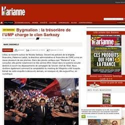 Bygmalion : la trésorière de l'UMP charge le clan Sarkozy