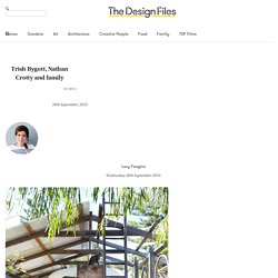 Trish Bygott, Nathan Crotty and family — The Design Files