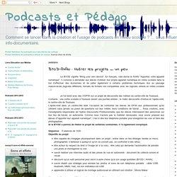 Podcasts et Pédago: BYOD-AVAN : libérer les projets ... un peu