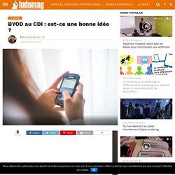 BYOD au CDI : est-ce une bonne idée