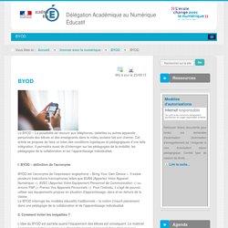 BYOD - BYOD - Innover avec le numérique - DANE Nice