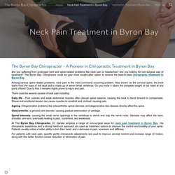 The Byron Bay Chiropractor – A Pioneer in Chiropractic Treatment in Byron Bay