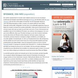 BYZANCE, 330-1453