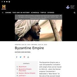 History Channel: Byzantine Empire