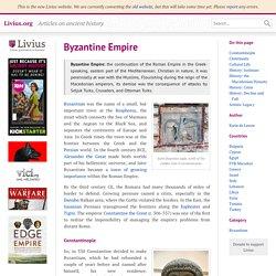 Byzantine Empire - Livius