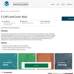C-CAP Land Cover Atlas