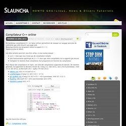 Slauncha (C++ >> C99, C++11...)