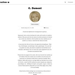 Chantal Dumont