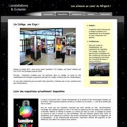 C&G - Un collège, une expo !