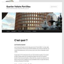 Quartier Voltaire Part-Dieu