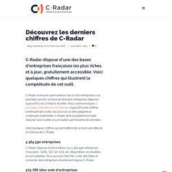 C-Radar, la base B2B la plus riche