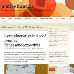 C2 – Mathématiques