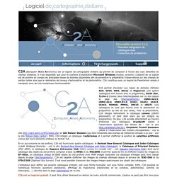 C2A - Cartographie stellaire