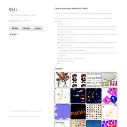 Caat by hyperandroid