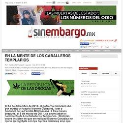EN LA MENTE DE LOS CABALLEROS TEMPLARIOS